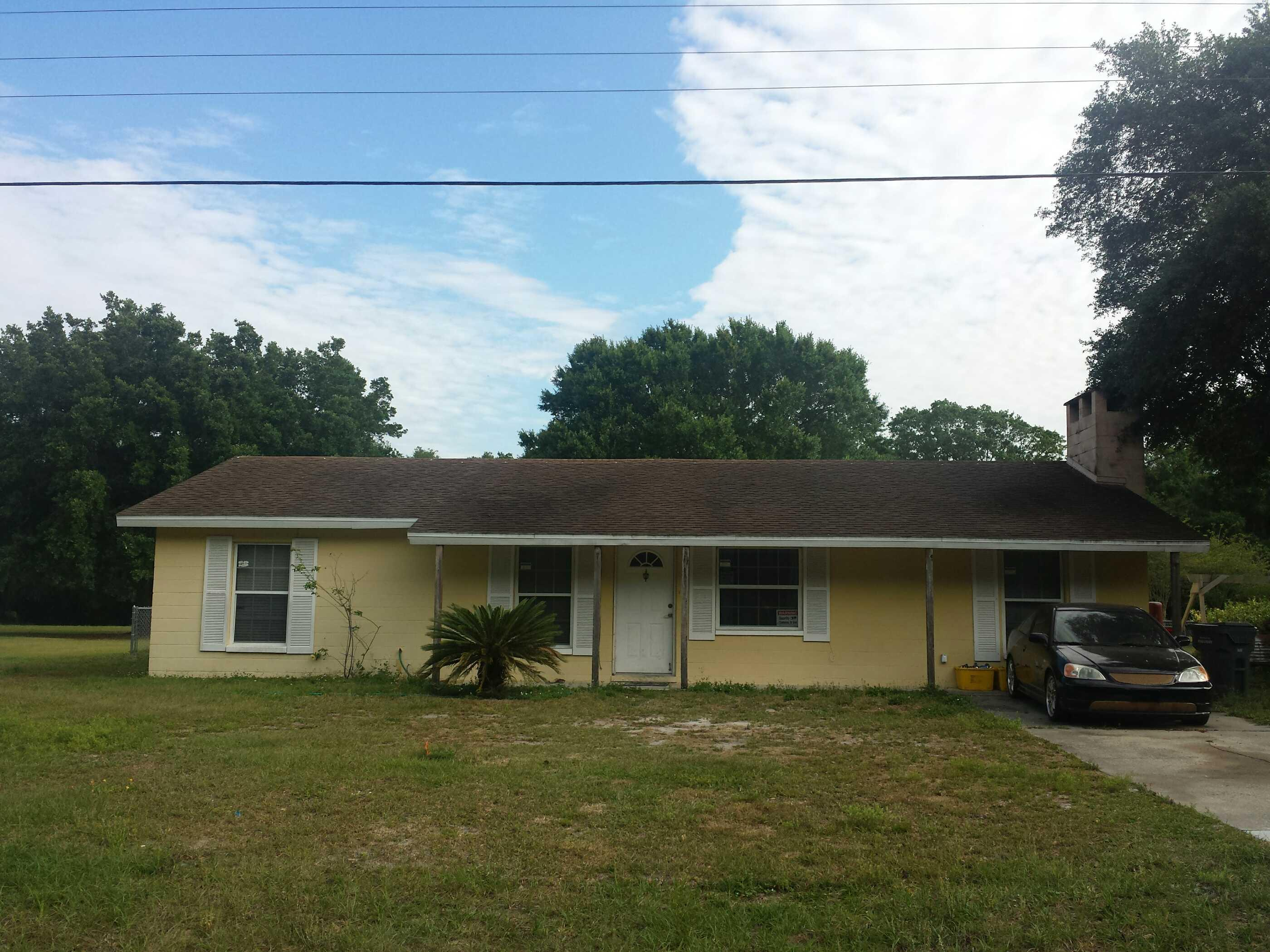 Polk County foreclosures – 1175 Dean St, Mulberry, FL 33860