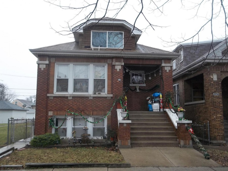 Cook County foreclosures – 2738 Lombard Ave, Berwyn, IL 60402
