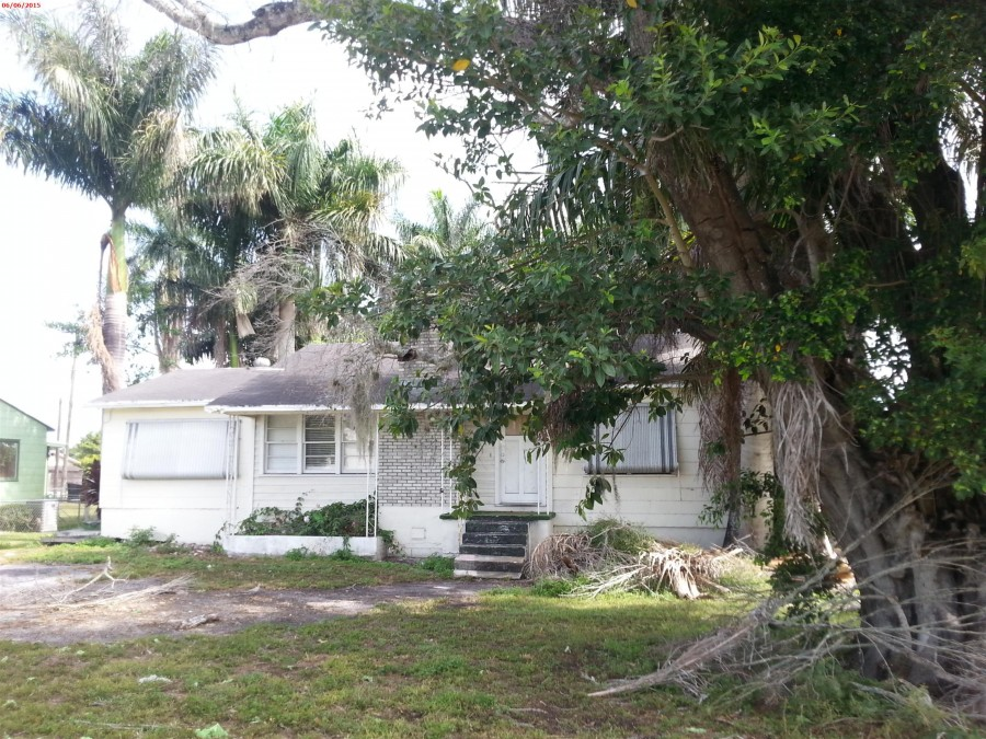 Palm Beach County foreclosures – 117 Nw Avenue G, Belle Glade, FL 33430