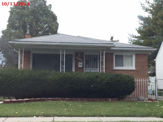 Detroit foreclosures – 18530 Sawyer St, Detroit, MI 48228