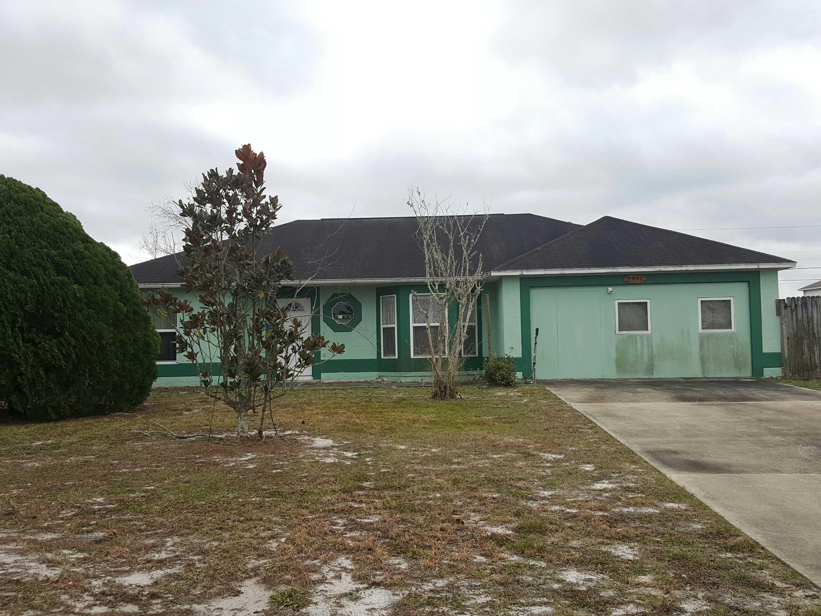 Volusia County foreclosures – 2991 Fifer Dr, Deltona, FL 32738