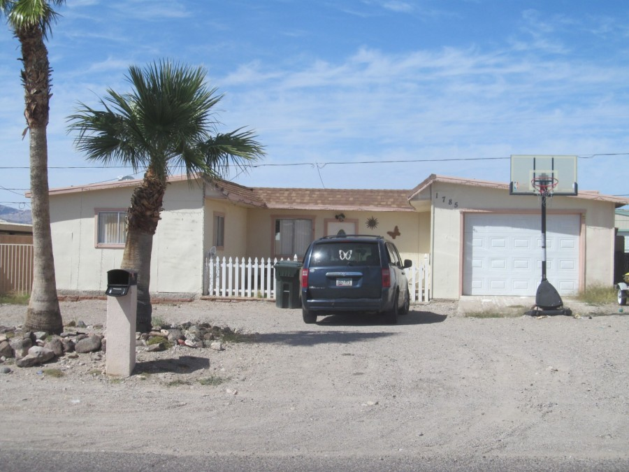 Bullhead City foreclosures – 1785 Talc Rd, Bullhead City, AZ 86442