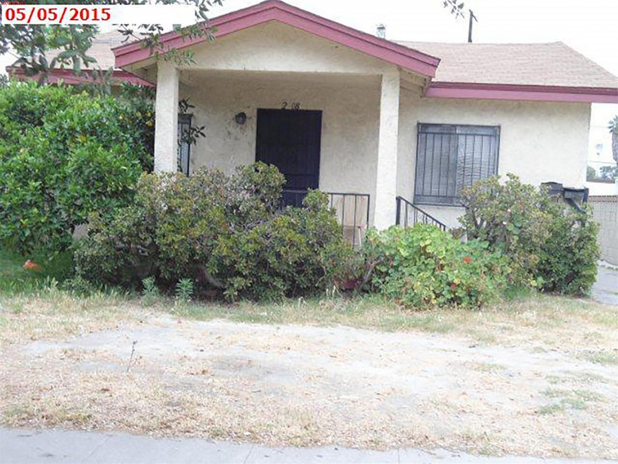 Los Angeles foreclosures – 2908, 2910, 2910 1/2 Glenhurst Ave, Los Angeles, CA 90039