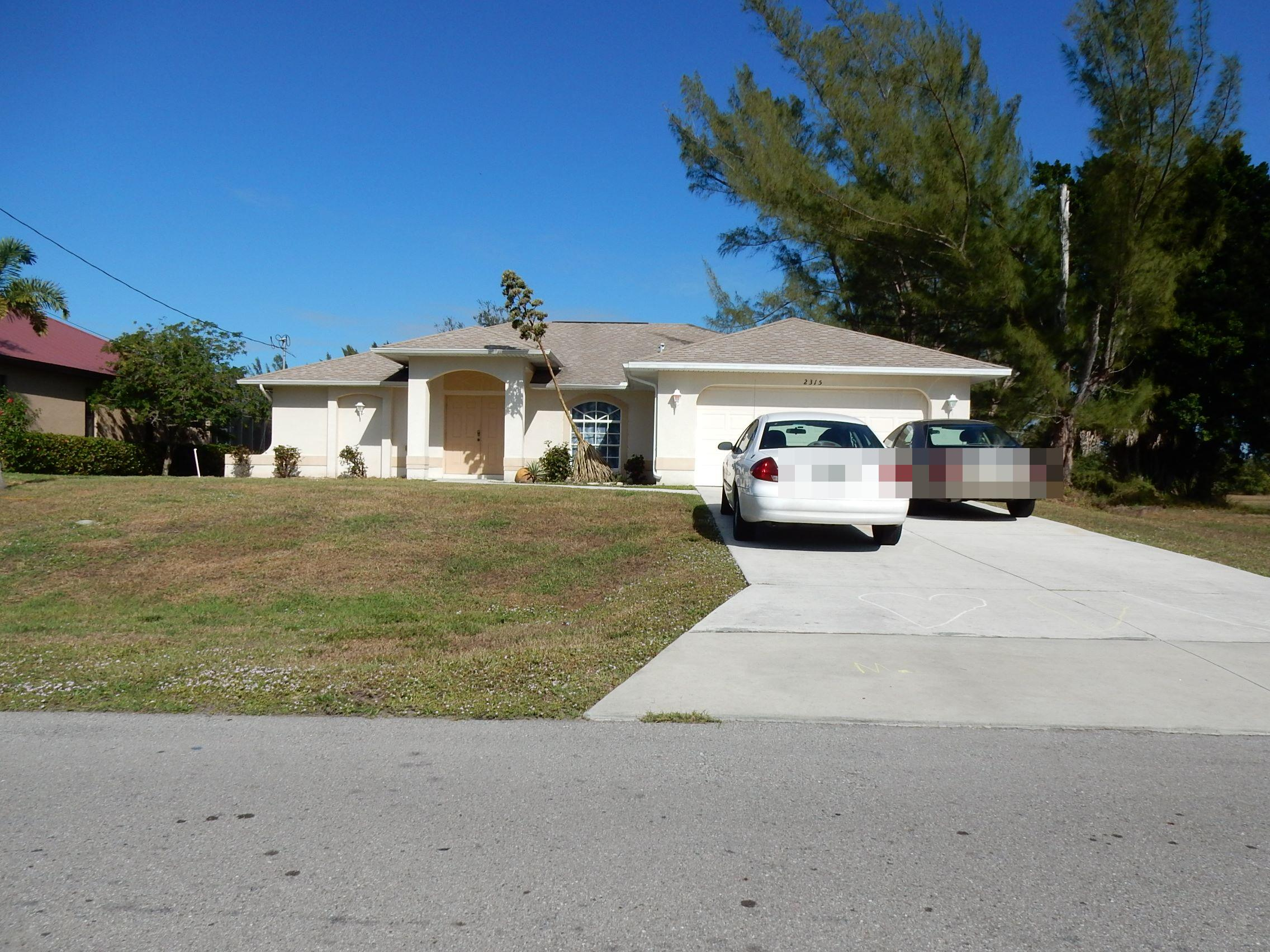 2315 Sw 22nd Ter, Cape Coral, FL 33991