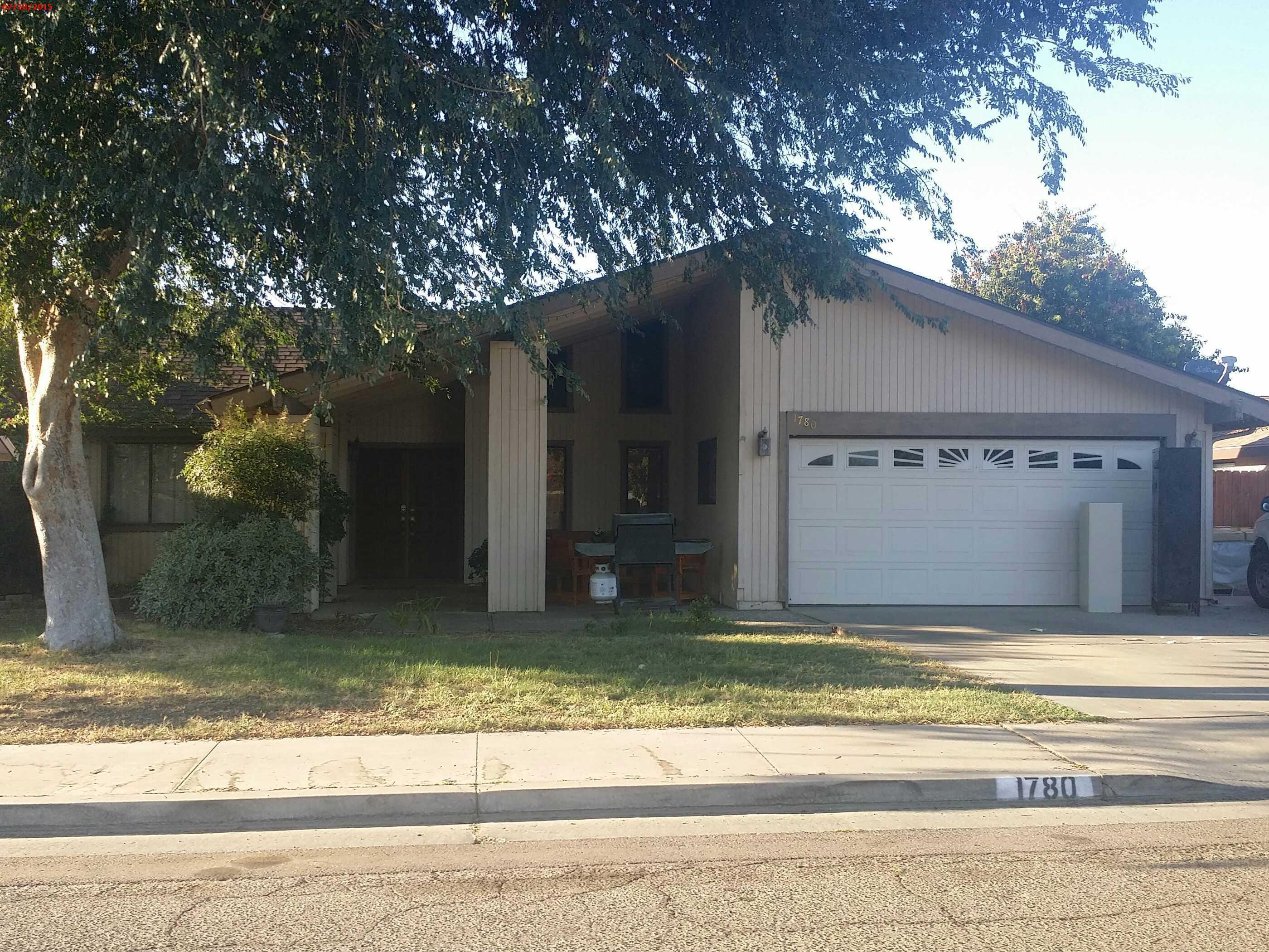 Porterville foreclosures – 1780 Memory Ln, Porterville, CA 93257