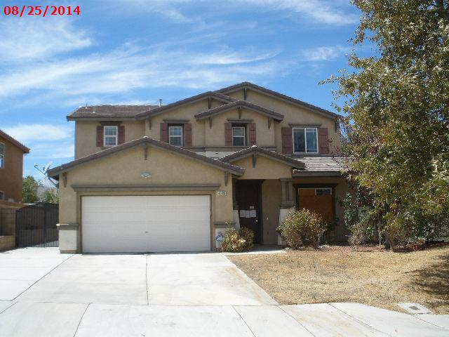 Lancaster foreclosures – 42135 Madison Ct, Lancaster, CA 93536