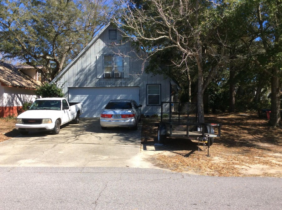 Okaloosa County foreclosures – 44 10th St, Shalimar, FL 32579