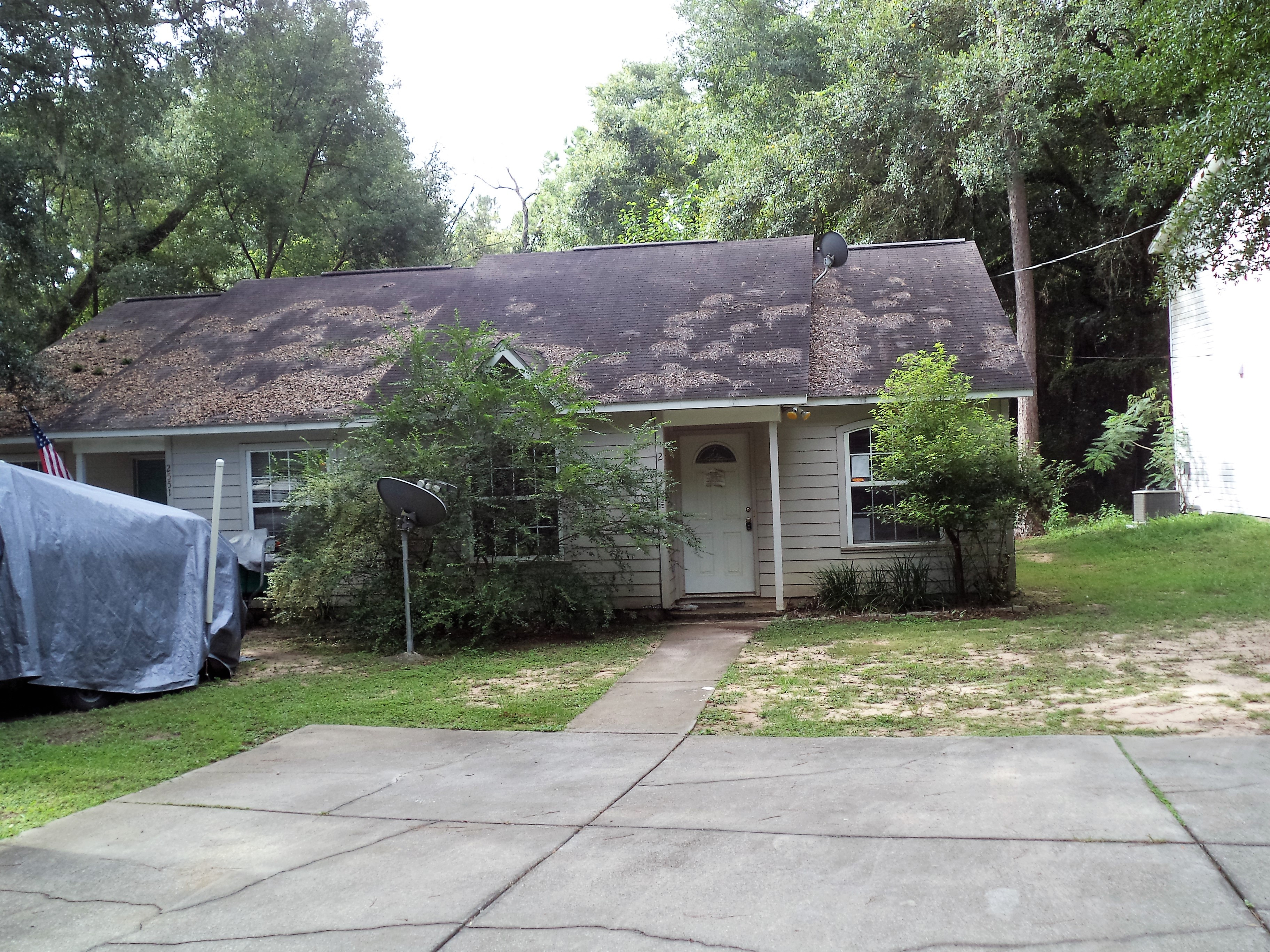32310 foreclosures – 2555 Mcelroy St, Tallahassee, FL 32310