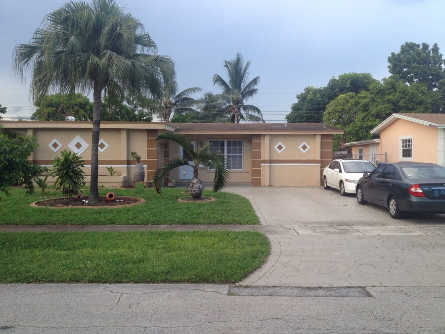 33318 foreclosures – 6621 NW 24th St, Sunrise, FL 33313