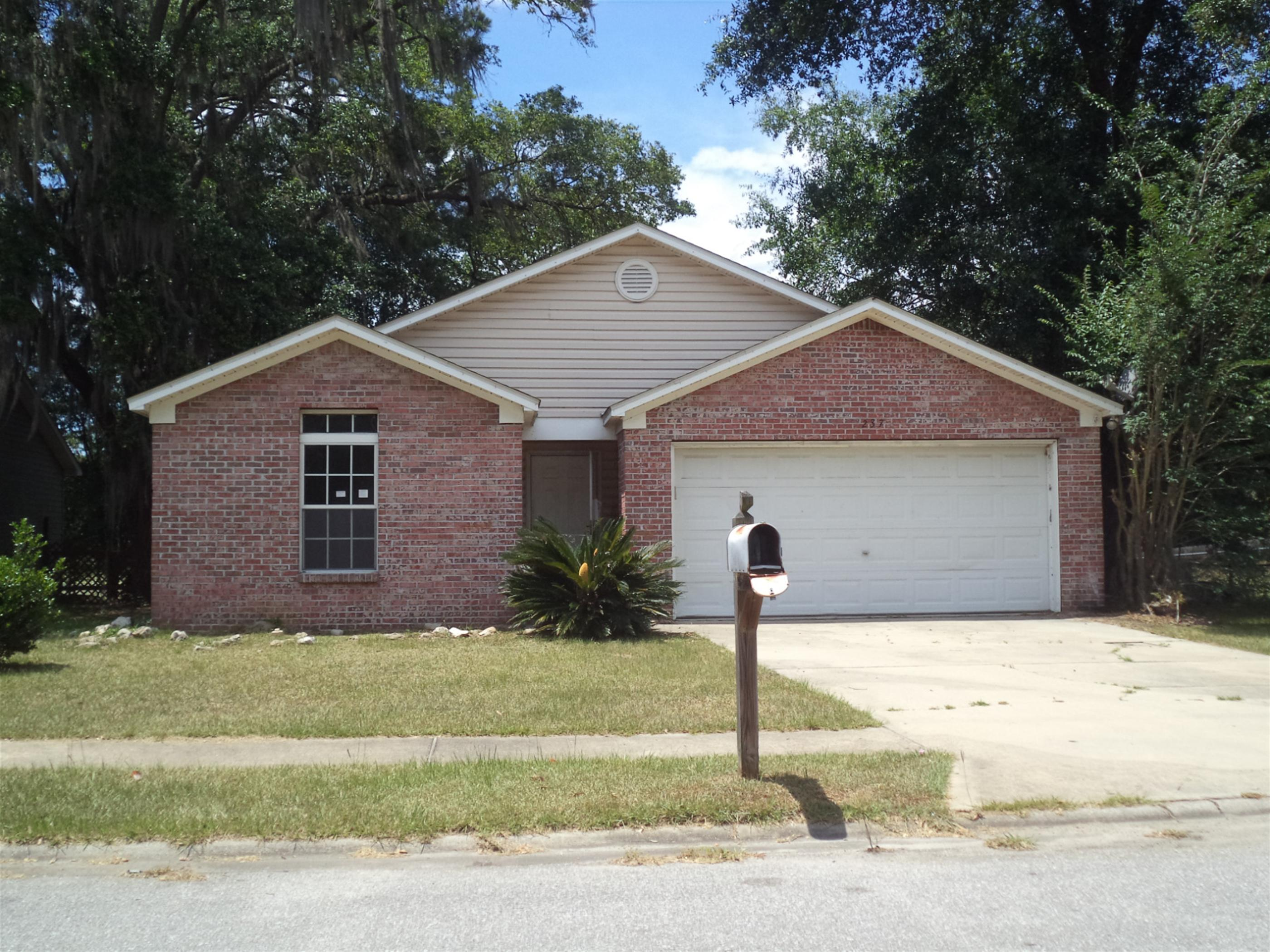 Tallahassee foreclosures – 5237 Water Valley Dr, Tallahassee, FL 32303