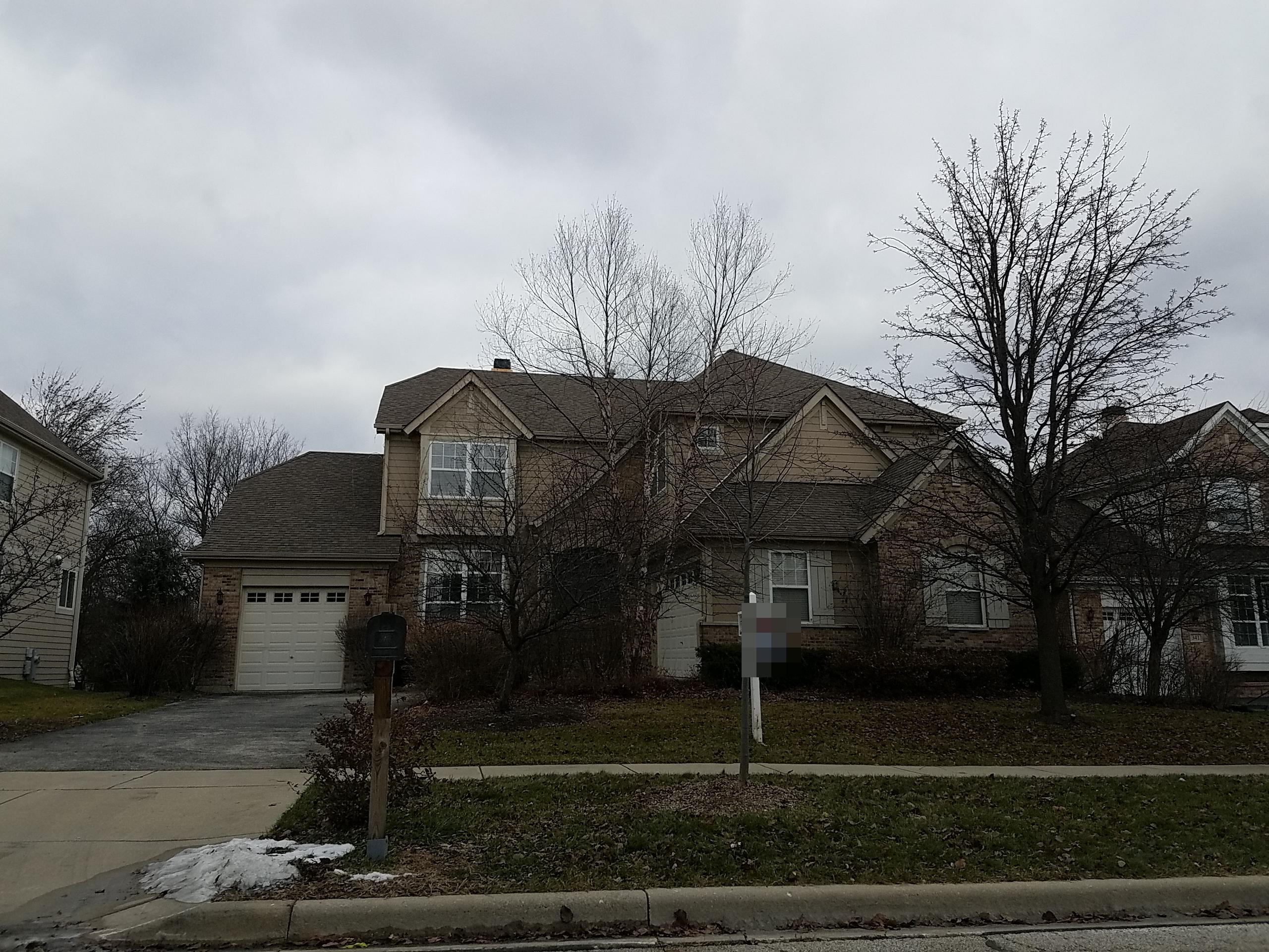 Vernon Hills foreclosures – 347 Colonial Dr, Vernon Hills, IL 60061