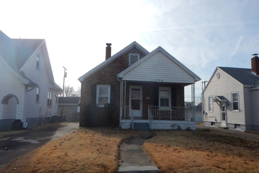 541 E Parkland Ave, Evansville, IN 47711