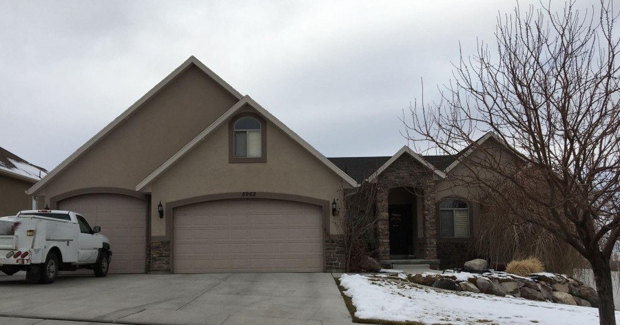 Herriman foreclosures – 5962 W Heavy Cloud Cir, Herriman, UT 84096