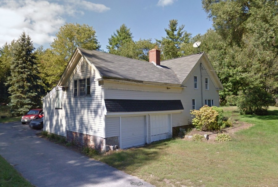 York County foreclosures – 105 Huff Rd, Lyman, ME 04002