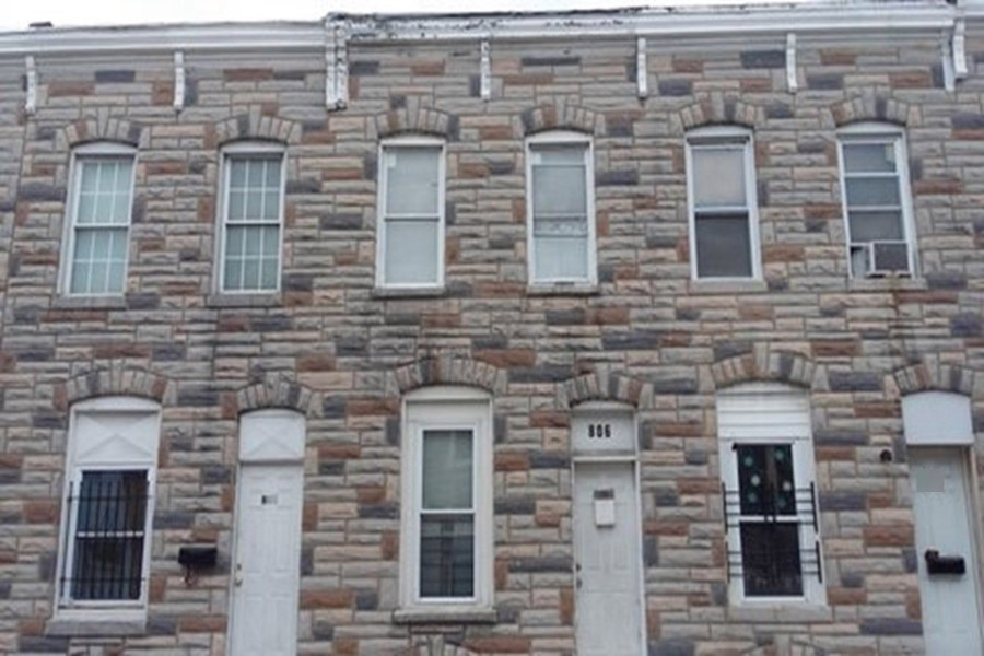806 N Port St, Baltimore, MD 21205