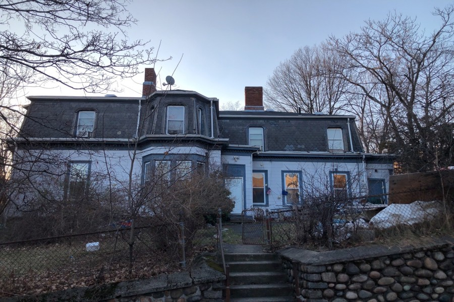 46 Wensley St, Roxbury Crossing, MA 02120