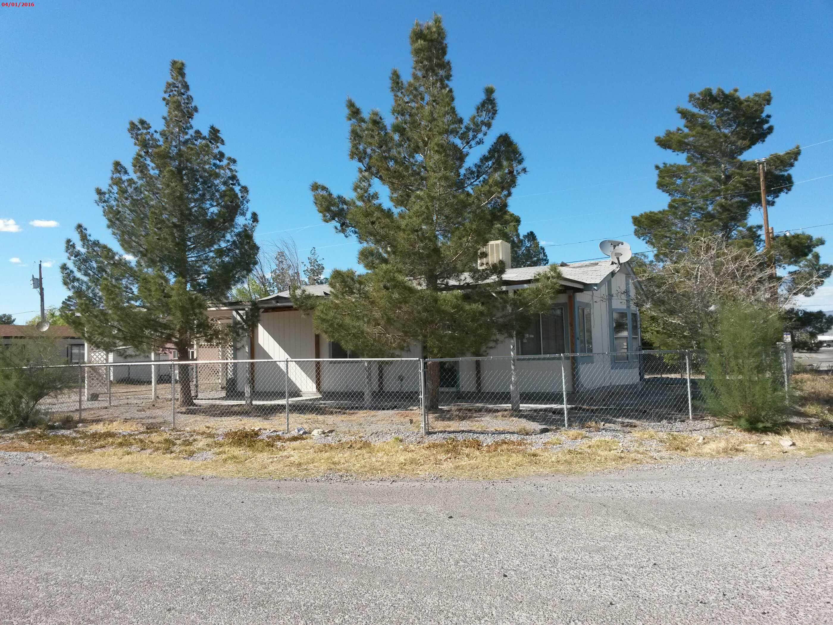 Pahrump foreclosures – 20 Wilderness Way, Pahrump, NV 89048