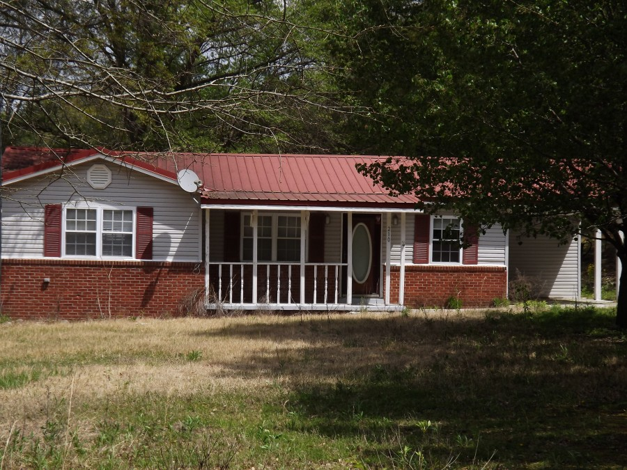 Tupelo foreclosures – 210 Road 1190, Tupelo, MS 38804
