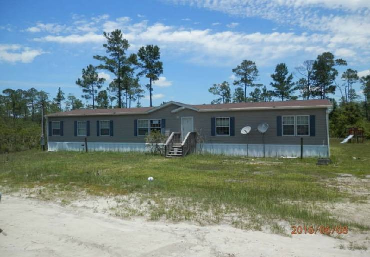 Long County foreclosures – 640 Quail Dr Ne, Ludowici, GA 31316