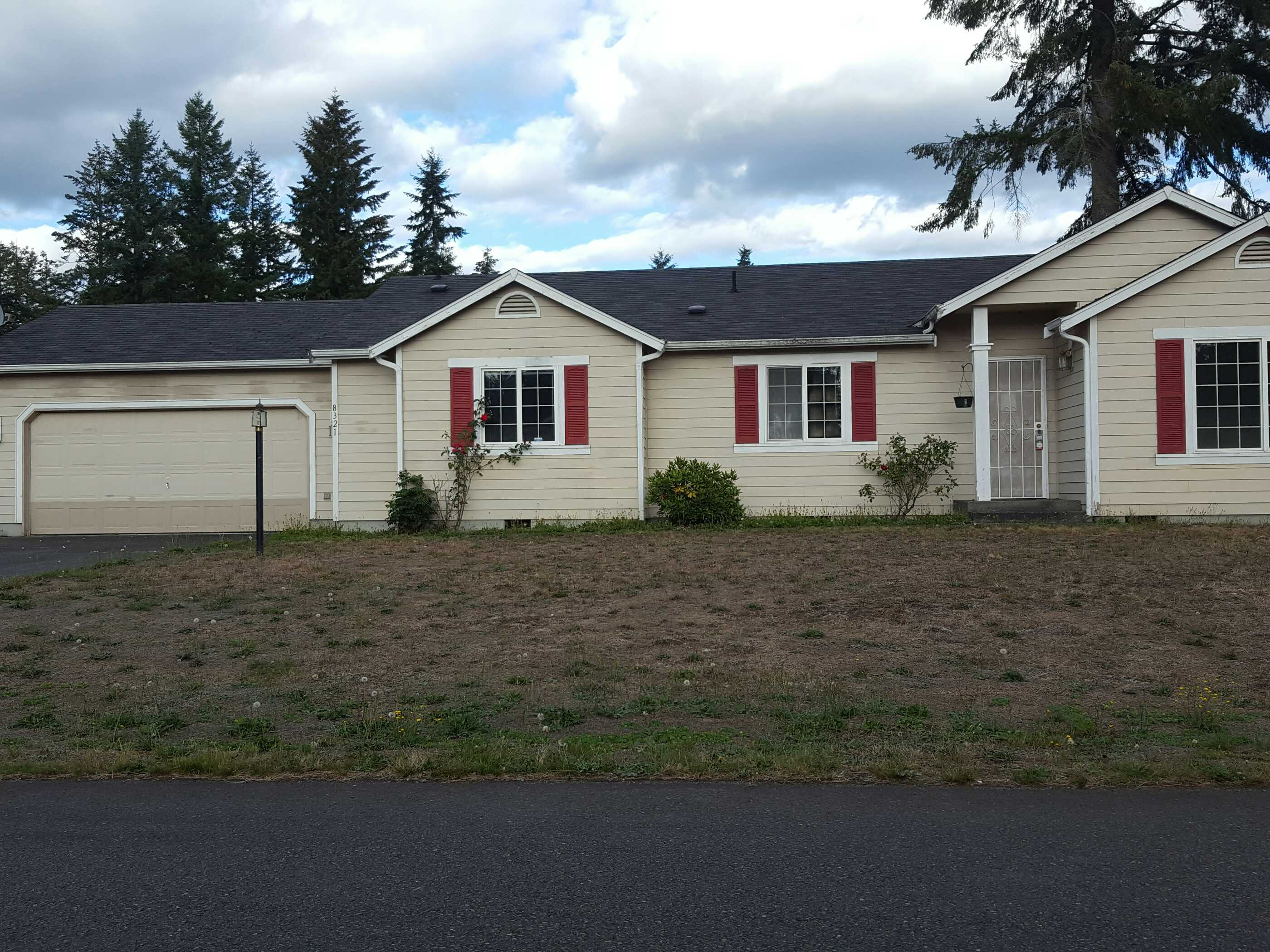 Roy foreclosures – 8321 295th St S, Roy, WA 98580