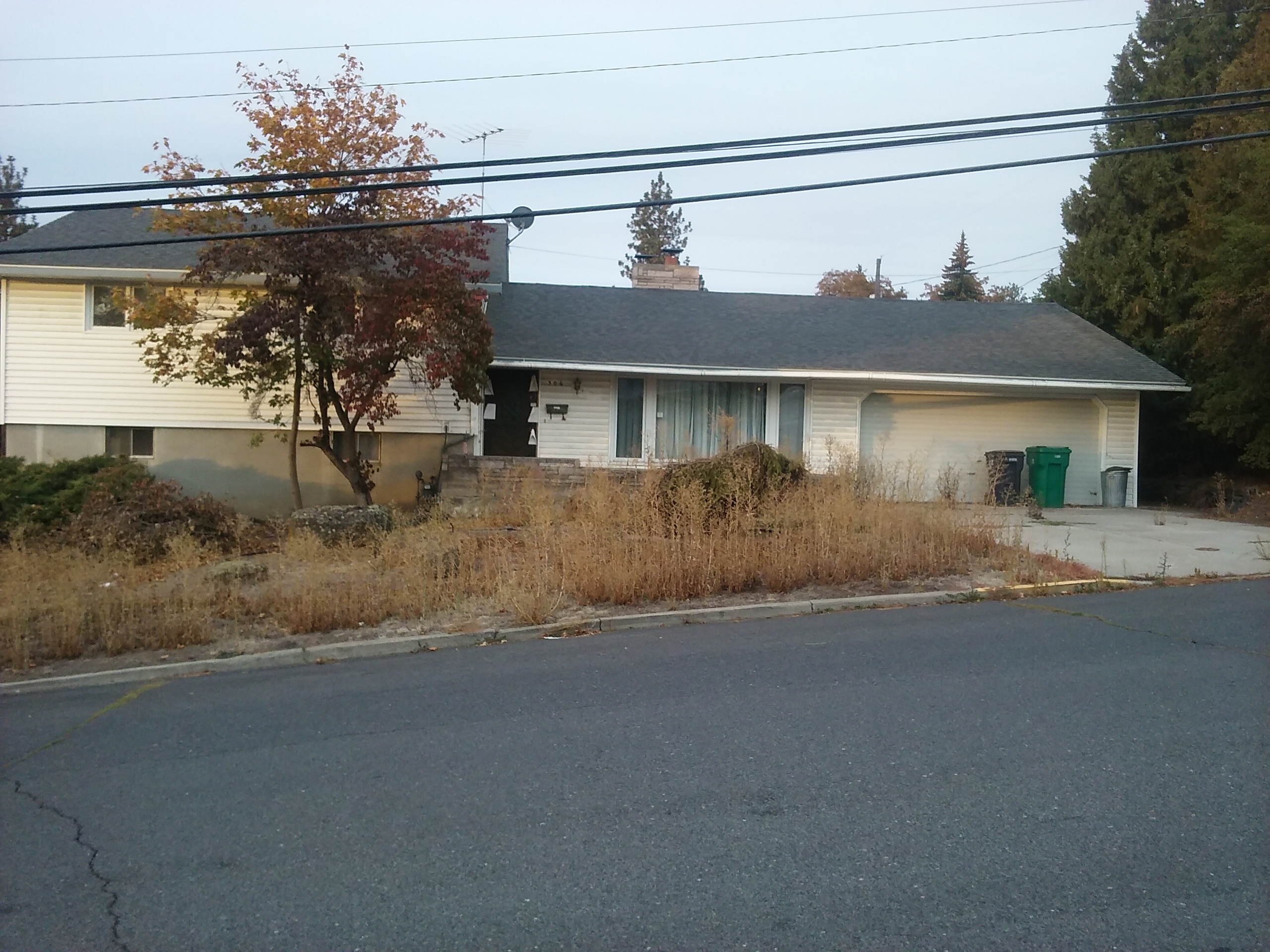 Cheney foreclosures – 306 A St, Cheney, WA 99004