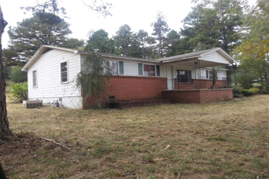 Pope County foreclosures – 10612 Sr 27, Hector, AR 72843