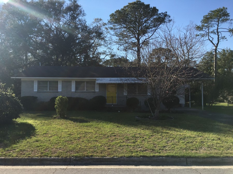 Brunswick foreclosures – 3221 Wisteria Ave, Brunswick, GA 31520
