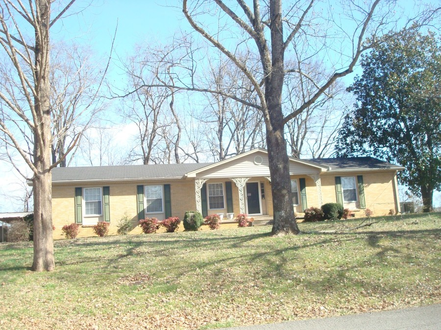Maury County foreclosures – 100 Hampton Rd, Columbia, TN 38401