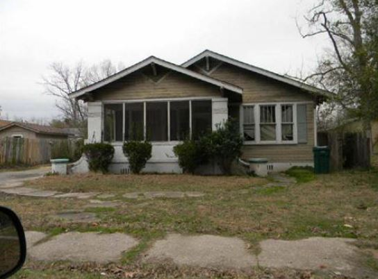 Pine Bluff foreclosures – 905 W 27th Ave, Pine Bluff, AR 71601