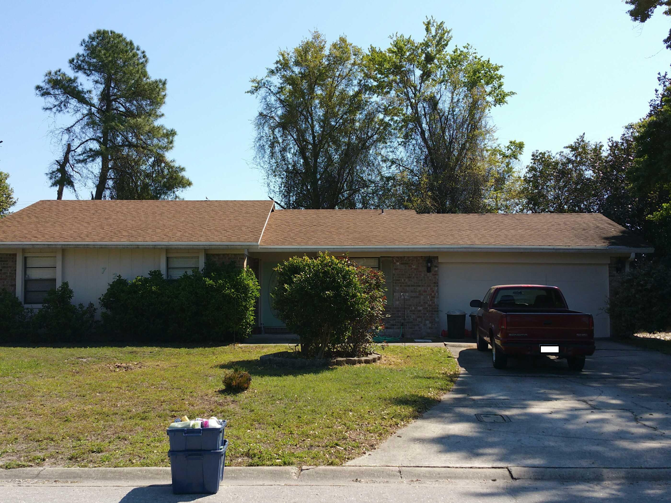 Clay County foreclosures – 724 Bowie Blvd, Orange Park, FL 32073