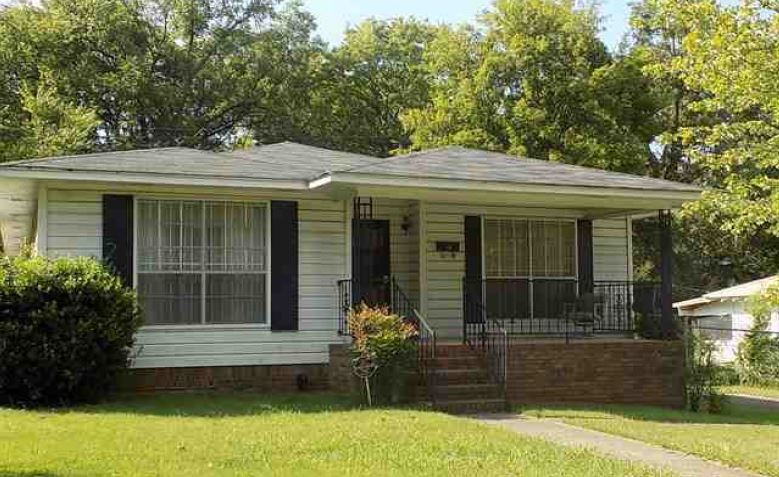 2520 29th Place Ensley, Birmingham, AL 35208
