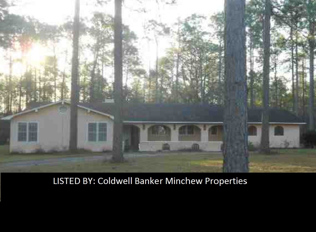 Jeff Davis County foreclosures – 11 2nd Rd, Hazlehurst, GA 31539