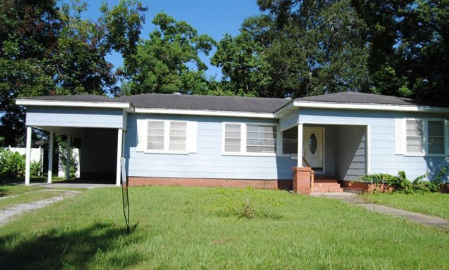 Franklin foreclosures – 1025 B St, Franklin, LA 70538