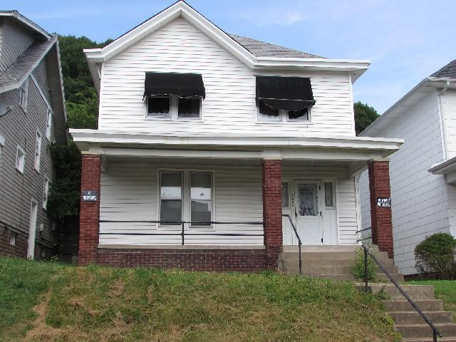 Scioto County foreclosures – 1906 High St, Portsmouth, OH 45662