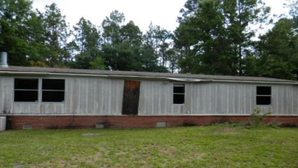 Long County foreclosures – 222 Curvin Williams Rd NE, Ludowici, GA 31316