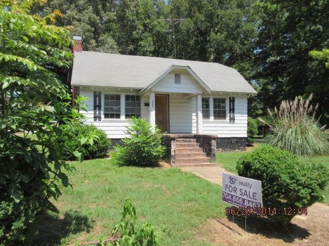 Shelby foreclosures – 1220 Patterson St, Shelby, NC 28152