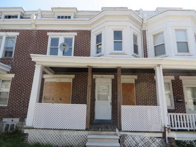 Wilmington foreclosures – 305 W 25th St, Wilmington, DE 19802