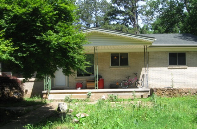 Hot Springs foreclosures – 4823 Park Ave, Hot Springs, AR 71901