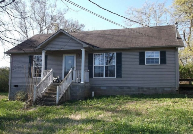 Maury County foreclosures – 606B E 10th St, Columbia, TN 38401