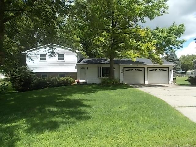 Jackson County foreclosures – 344 Center St, Michigan Center, MI 49254
