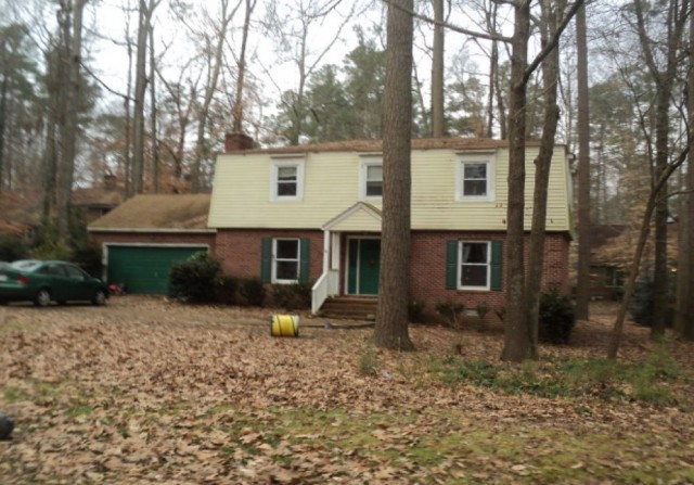 James City County foreclosures – 105 Fall E, Williamsburg, VA 23188