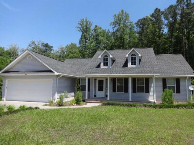 Blackshear foreclosures – 3298 Wards Church Rd, Blackshear, GA 31516