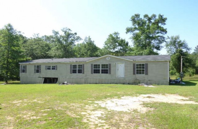 Washington County foreclosures – 805 Sunday Rd, Chipley, FL 32428