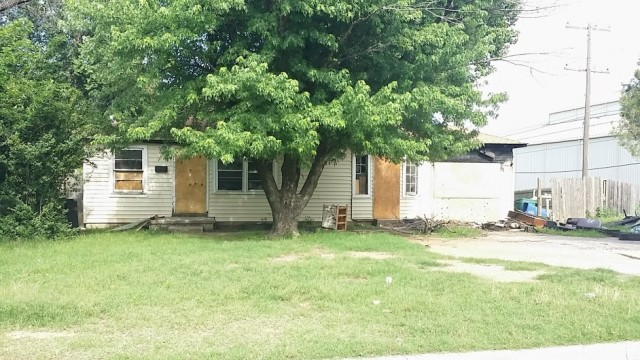 Tulsa County foreclosures – 1503 N Louisville Ave, Tulsa, OK 74115