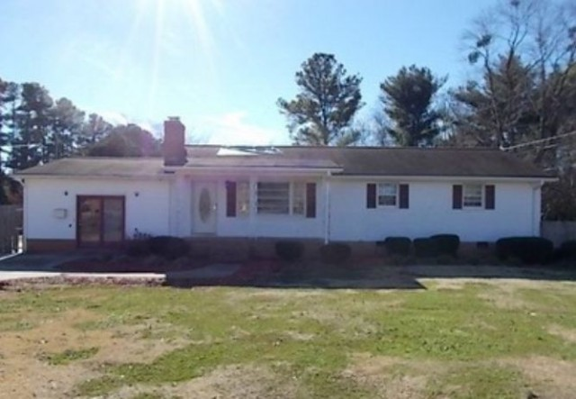 Spartanburg foreclosures – 6116 Robin St, Spartanburg, SC 29303