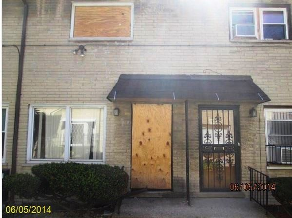 Chicago foreclosures – 1142 E 81st St # G, Chicago, IL 60619