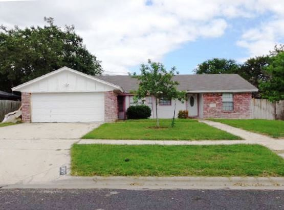 Bell County foreclosures – 2404 Hidden Hill Dr, Killeen, TX 76543