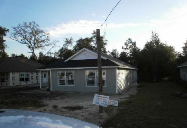 32327 foreclosures – 33 Ruby Ln, Crawfordville, FL 32327