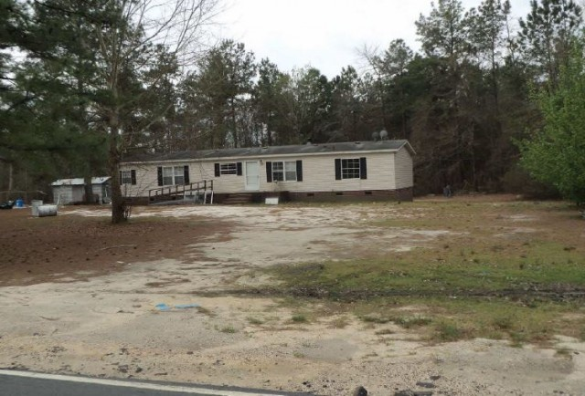 Cumberland County foreclosures – 6478 Turnbull Rd, Fayetteville, NC 28312
