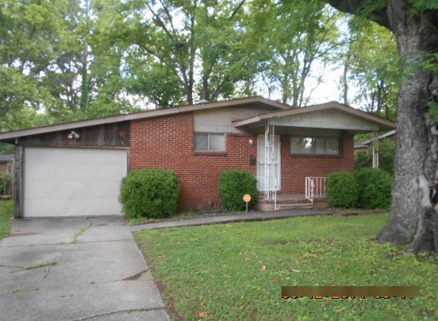 Jefferson County foreclosures – 1424 66th St W, Birmingham, AL 35228